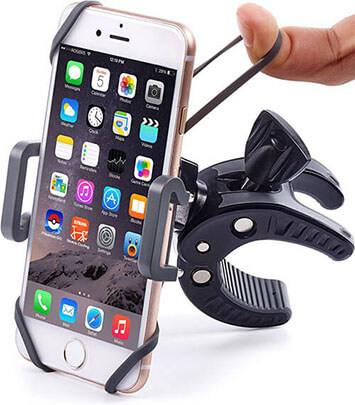 CAW.CAR Accessories 6594070 Bike Phone Mount