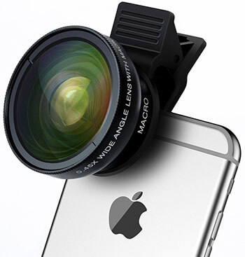 Turata 2 in 1 iPhone Lens Kit