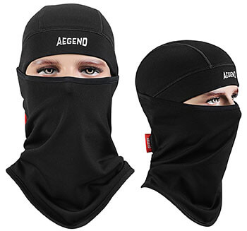 Aegend Multifunctional Ski Face Mask