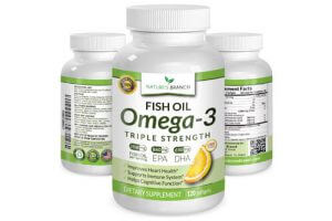 Top 10 Best Omega-3 Fish Oil Supplements in 2018 Reviews