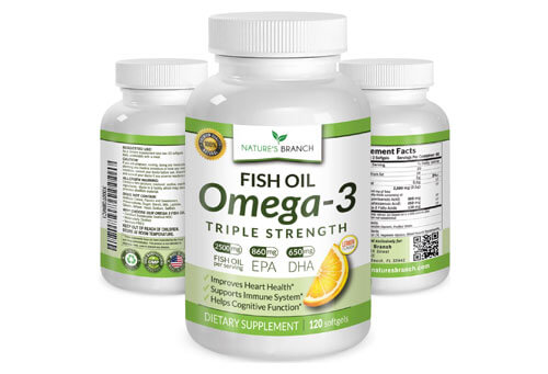 Top 10 Best Omega-3 Fish Oil Supplements in 2019 Reviews
