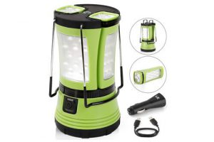 Top 10 Portable LED Camping Lantern in 2017 reviews
