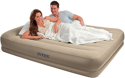 Intex Pillow Rest Mid-Rise Airbed