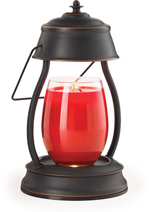 Candle Warmers Etc. Hurricane Candle Warmer Lantern