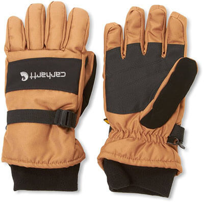 Carhartt W.P. Men's Waterproof Work Glove
