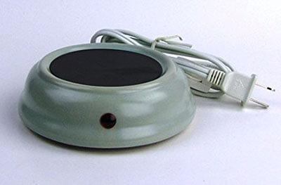 Jar Candle Warmer Plate
