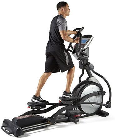 Sole Fitness E35 Elliptical Exercise Machine