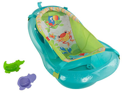 Fisher-Price Rainforest Friends Bath Tub