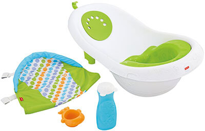 4-in-1 Sling N Seat Tub by Fisher-Price