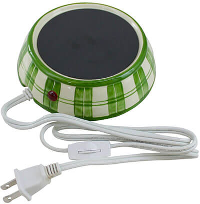YT Electric Ceramic Candle Warmer