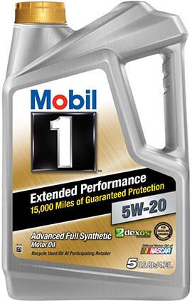Mobil 1 5W-20 120765 Motor Oil