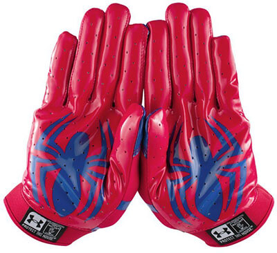Under Armour Alter Ego F4 Men's Football Gloves