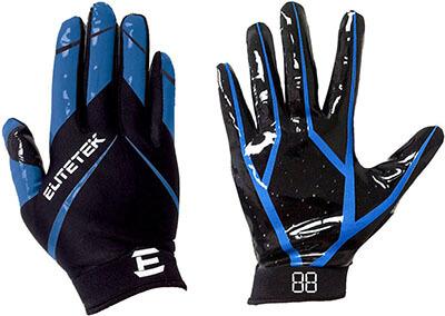 Elite Tek RG-14 Football Gloves