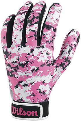 Wilson Youth Special Forces Receivers Gloves