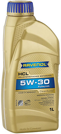 Ravenol J1A1525 SAE 5W-30 Motor Oil