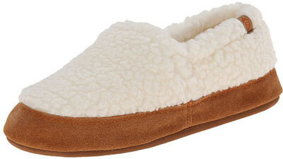 Acorn Moc Slippers for Women