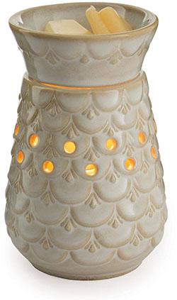 Candle Warmers Etc. Midsize Illumination Fragrance Warmer