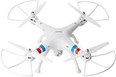Syma X8C Venture White Quadcopter