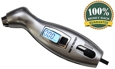 Trax To Tracks Digital Tire Pressure & Tread Depth Gauge