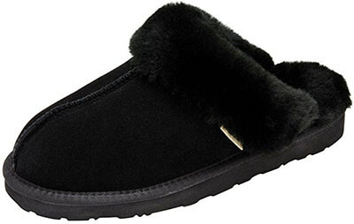 SLPR Sheepskin Fernie Slipper
