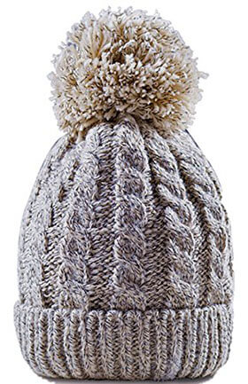 Whiteleopard Winter Beanie