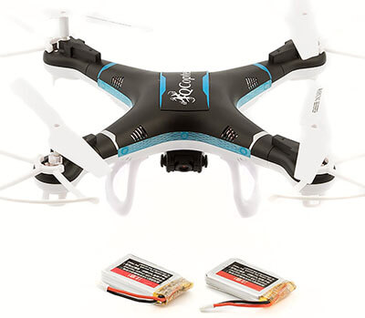 QCopter QC1 Quadcopter Drone