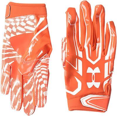Under Armour F5 Boys' Football Gloves