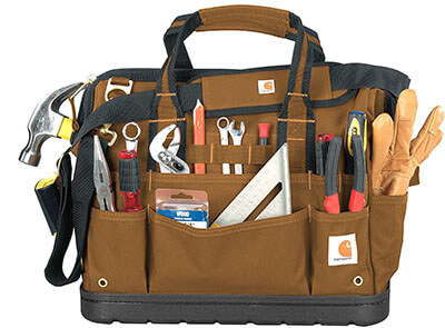 Carhartt Legacy Brown Tool Bag