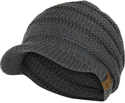 Folie Co. Cable Knit Hat