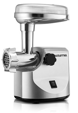Gourmia GMG7000 Prime Plus Commercial Grade Meat Grinder