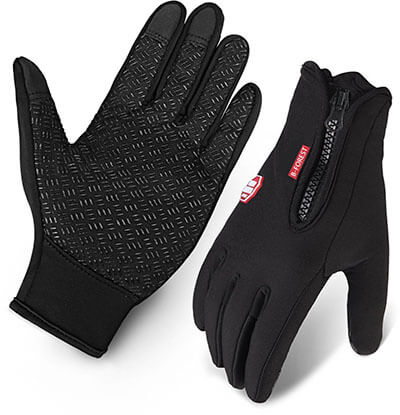 SLB Cycling Winter Gloves