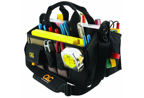 Top 15 Best Electrician Tool Bags in 2019 Reviews