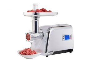 Top 10 Best Electric Stainless Steel Meat Grinders 2017 Reviews