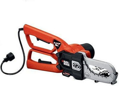 Black & Decker LP1000 Electric Chain Saw