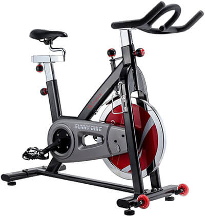 Sunny Health & Fitness SF-B1002 Indoor Cycle Trainer