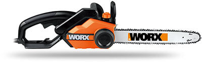 WORX 16'', 14.5 Amp Electric Chainsaw