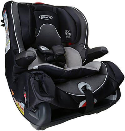 Top 10 Best Convertible Car Seats for Toddlers in 2018 Reviews ...