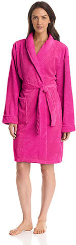 Seven Apparel Universal size women' Bathrobe