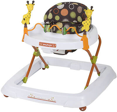 Baby Trend Baby Walker Safari Kingdom