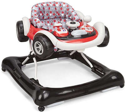 Delta Children Lil' Drive Baby Walker