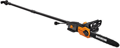 Worx WG309 10-Inch Electric Pole Saw