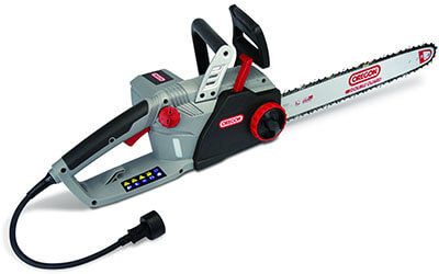 OREGON CS1500 Electric Chain Saw, Self-Sharpening