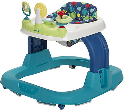 Safety 1st Ready-Set-Walk Whale Bay Walker