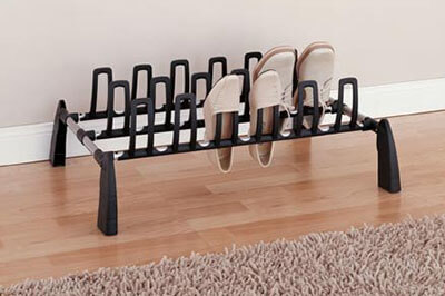 Neu Home Organize It All Basic Shoe Storage Solutions