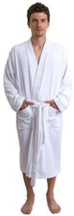 Towel Selections Men's Robe