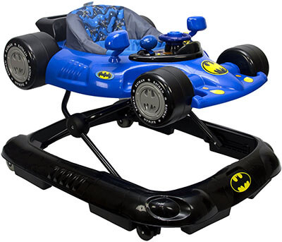 Kids Embrace WB Baby Batman Activity Walker
