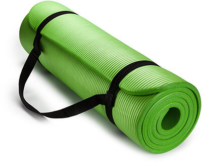 HemingWeigh - Extra Thick Density Exercise Yoga Mat