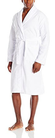 Hotel Spa Men's Terry Robe