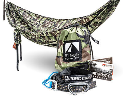 WildHorn Outfitters Outpost Camping Hammock