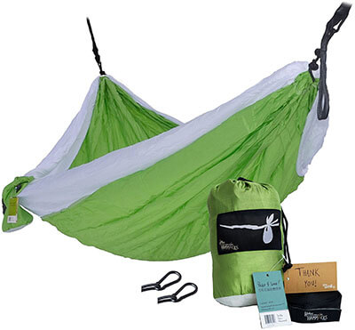 Hobo Hammocks Outdoor Portable Double Camping Hammock